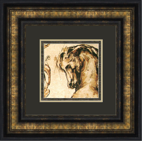 The Picture Source - Classical Horse Head - P391C