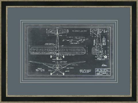 The Picture Source - Aeronautic Blueprint VIII - V108B