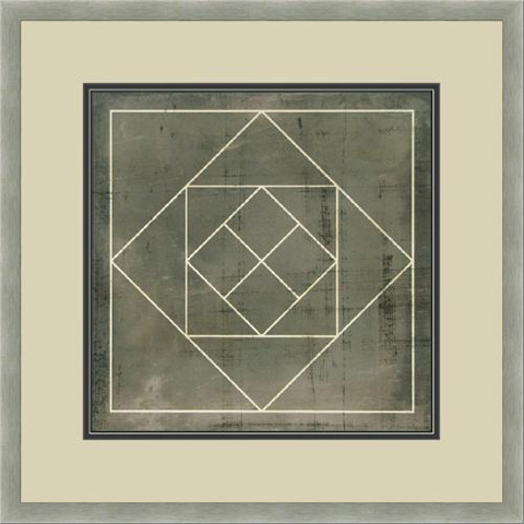The Picture Source - Geometric Blueprint #6 - V538F