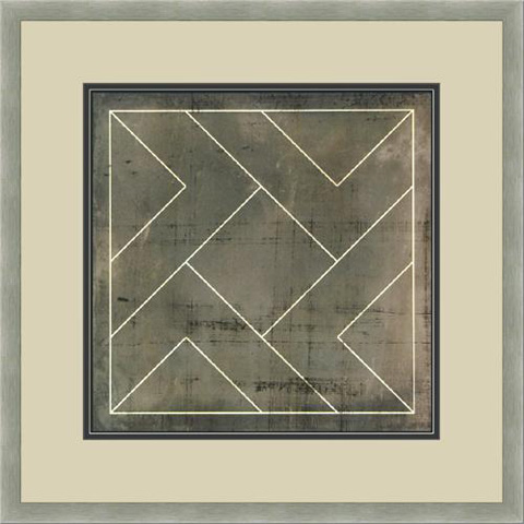 The Picture Source - Geometric Blueprint #7 - V538G
