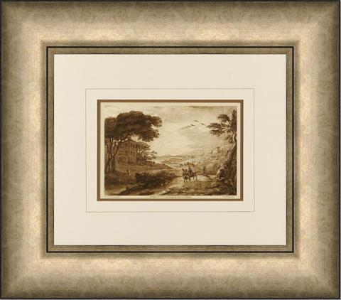 The Picture Source - Pastoral Landscapes C - VP206C