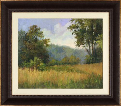 The Picture Source - View From Grailville - W314C
