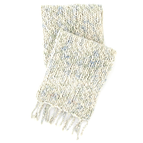 Pine Cone Hill, Inc. - Chunky Knit Mist Throw Blanket - CKMTHR