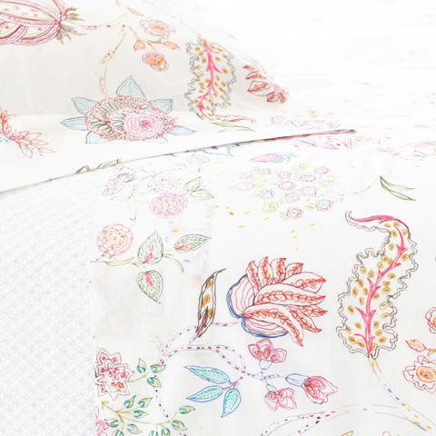 Pine Cone Hill, Inc. - Mirabelle Pillowcases (Pair) - Standard - MIRCSS