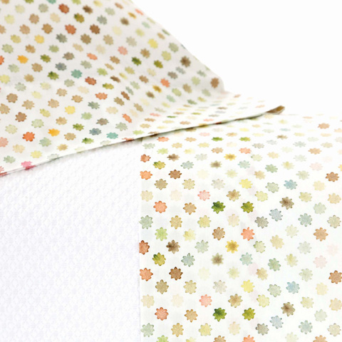 Pine Cone Hill, Inc. - Watercolor Dots Pillowcases (Pair) - Standard - WCDCSS