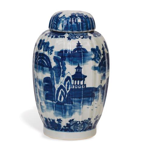 Port 68 - Summer Palace Jar - ACAS-154-03