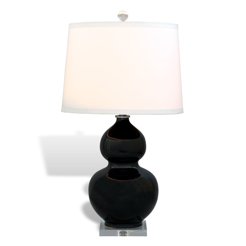 Port 68 - Webster Black Lamp - LPAS-201-01