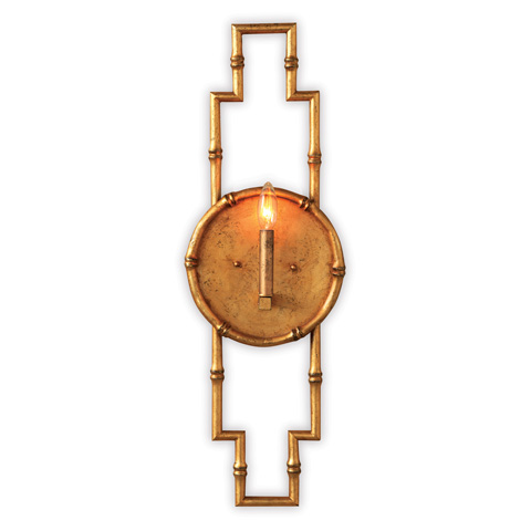 Port 68 - Baldwin Gold Sconce - ACFS-223-02