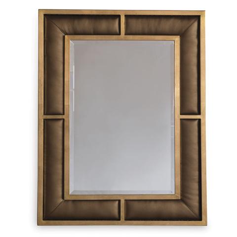 Port 68 - Bedford Gold Bronze Stone Mirror - ACFS-272-11