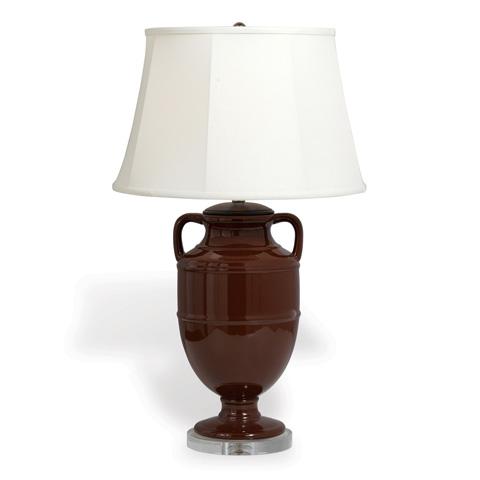 Port 68 - Lantana Brown Lamp - LPAS-218-04