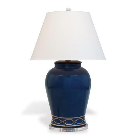 Port 68 - Pavillion Indigo Lamp - LPAS-229-01