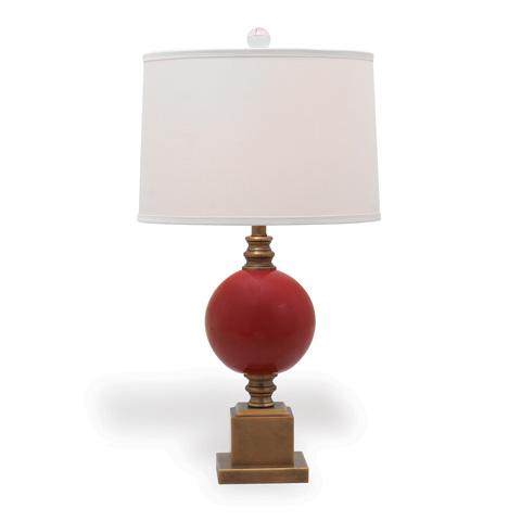 Port 68 - Rutherford Ruby Lamp - LPAS-255-03