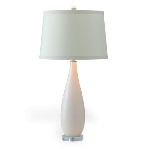 Port 68 - Emma Ivory Lamp - LPAS-263-03