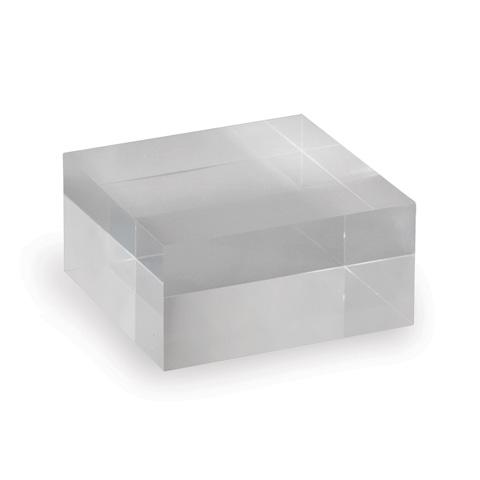 Port 68 - Acrylic Square Stand(Set Of 2) - STDM-171-04