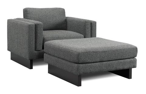 Precedent - Emmett Chair - 3207-C1
