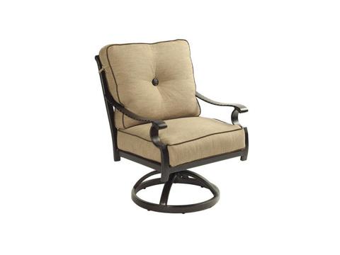Castelle - Monterey Cushion Swivel Rocker - 5807T