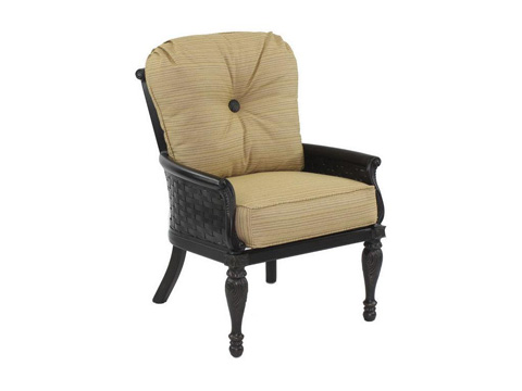 Castelle - English Garden Cushioned Dining Chair - 6106T