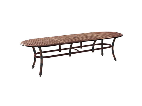 Castelle - Oval Dining Table - EODK108