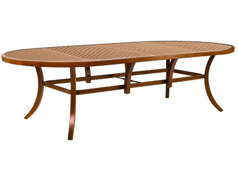 Castelle - Oval Dining Table - JODK108