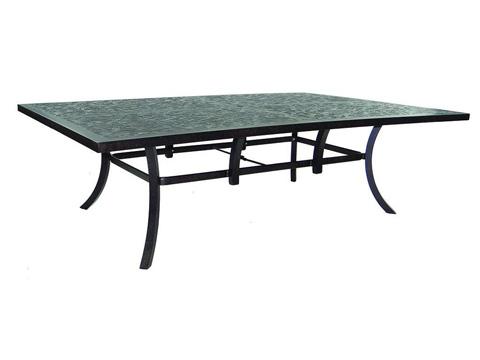 Castelle - Rectangular Dining Table - SRDK96