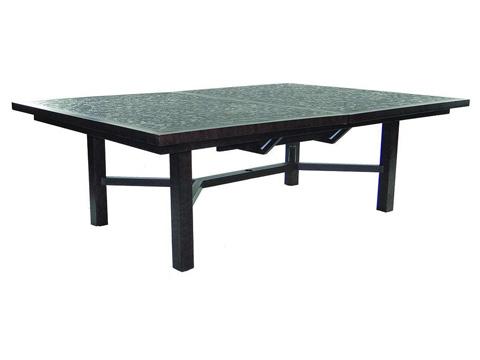 Castelle - Rectangular Extension Dining Table - SRGK120