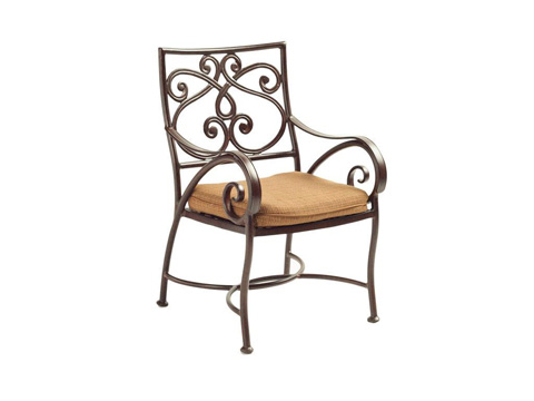 Castelle - Lucerne Cast Dining Chair - 4700K