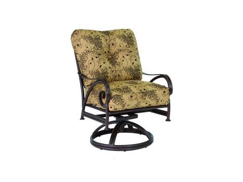 Castelle - Lucerne Cushion Swivel Rocker - 4707T