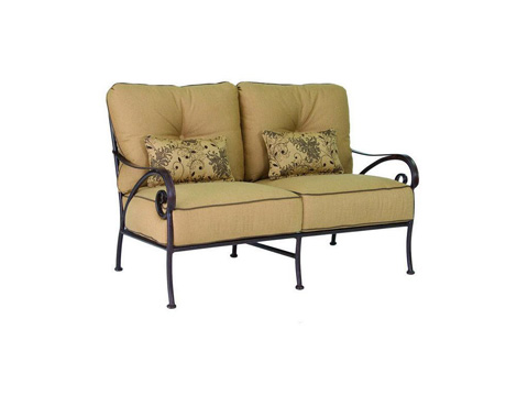 Castelle - Lucerne Cushion Loveseat - 4711T