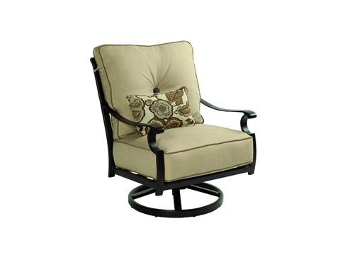 Castelle - Monterey Cushioned Lounge Swivel Rocker - 5815T