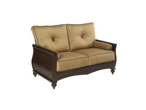 Castelle - French Quarter Cushion Loveseat - 6811T