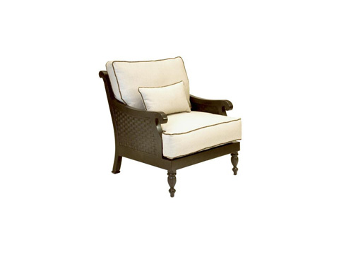 Castelle - Jakarta Cushion Lounge Chair - 7210T