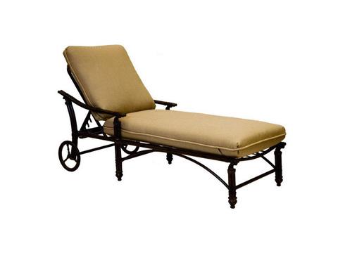 Castelle - Coco Isle Cushion Chaise Lounge - 8812J