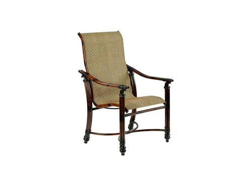 Castelle - Coco Isle Sling Dining Chair - 8896S