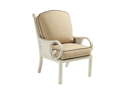 Castelle - Riviera Cushion Dining Chair - 9206T