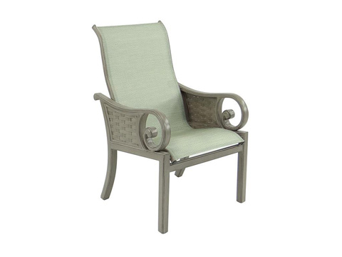Castelle - Riviera Sling Dining Chair - 9236S