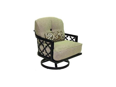 Castelle - Belle Epoque Cushioned Lounge Swivel Rocker - 2915T
