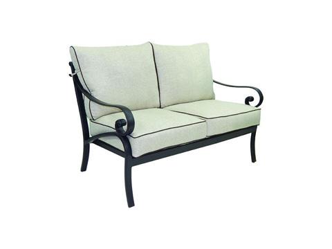 Castelle - Heritage Cushioned Loveseat - 4511T