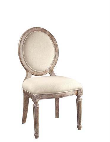 Pulaski - Anthousa Eos Side Chair - 205005