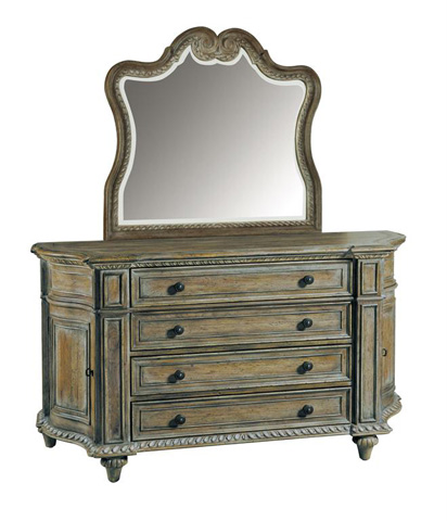 Pulaski - Arabella Small Dresser - 211101