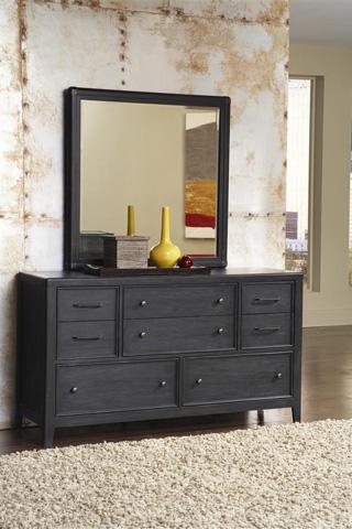Pulaski - Vintage Tempo Mirror - 402110