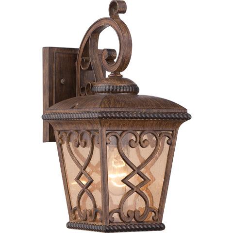 Quoizel - Fort Quinn Outdoor Lantern - FQ8407AW