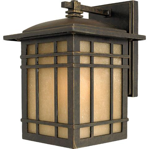 Quoizel - Hillcrest Outdoor Lantern - HC8407IBFL