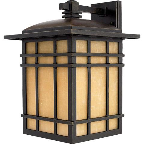 Quoizel - Hillcrest Outdoor Lantern - HC8411IBFL