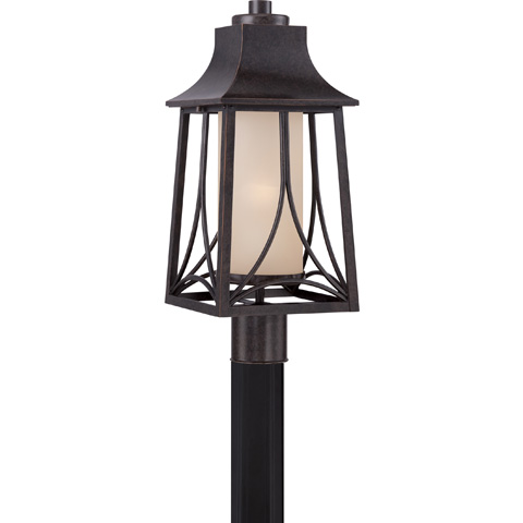 Quoizel - Hunter Outdoor Lantern - HTR9008IB