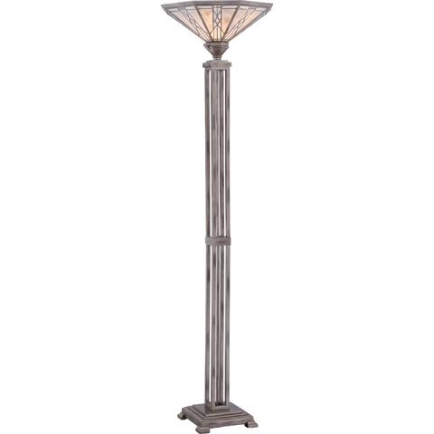 Quoizel - Cyrus Floor Lamp - MCCS9470AS