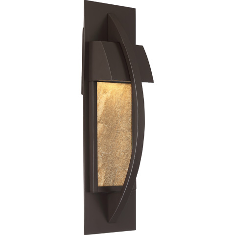 Quoizel - Monument Outdoor Lantern - MNT8405WT