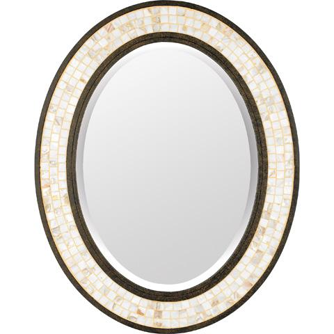 Quoizel - Monterey Mosaic Mirror - MY430242ML