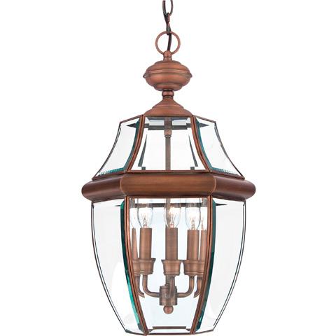 Quoizel - Newbury Outdoor Lantern - NY1179AC