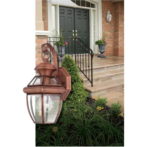 Quoizel - Newbury Outdoor Lantern - NY8315AC