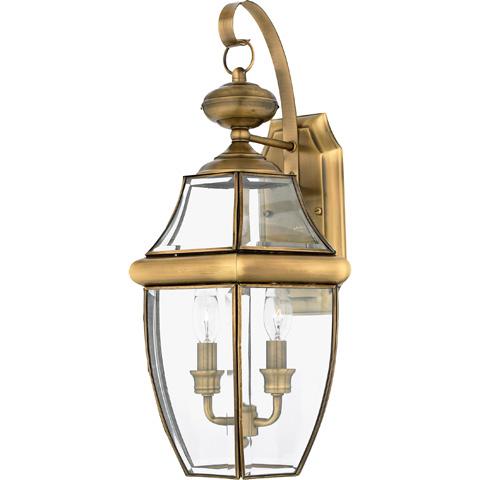 Quoizel - Newbury Outdoor Lantern - NY8317A
